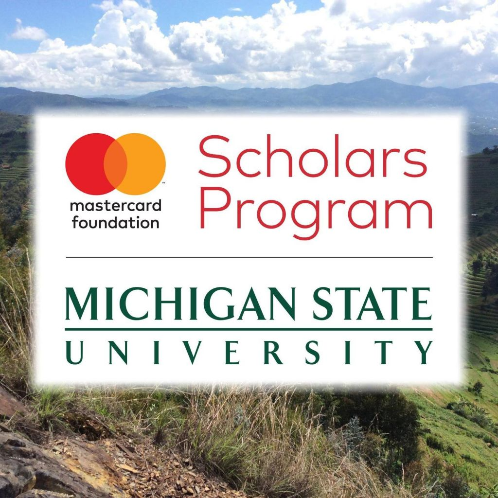 MasterCard Foundation Graduate Scholarship Program at Michigan State University