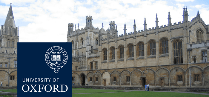 Reach Oxford scholarships for developing countries