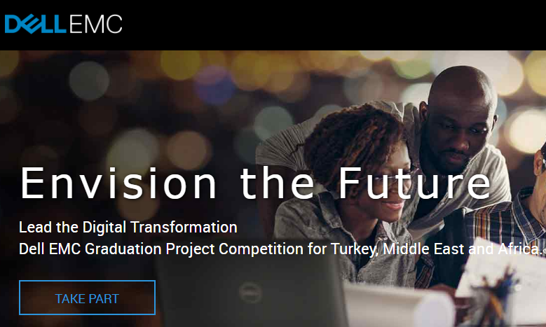 DELL EMC Graduation Project Competition