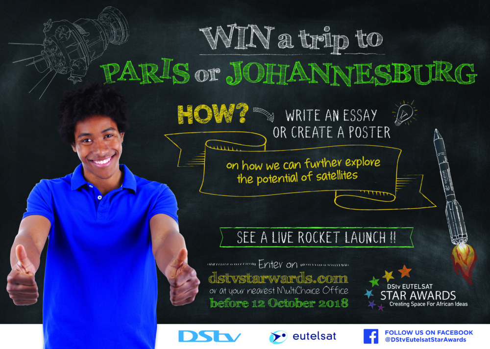 DStv Eutelsat Star Awards Essay & Poster Contest