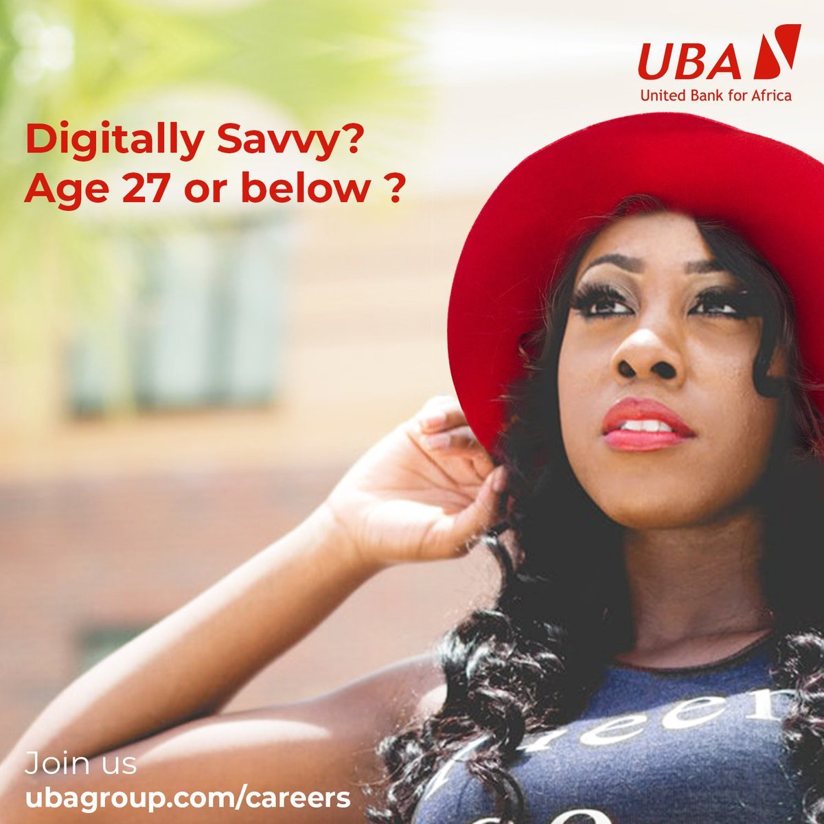 United Bank for Africa Plc (UBA) Graduate Internship