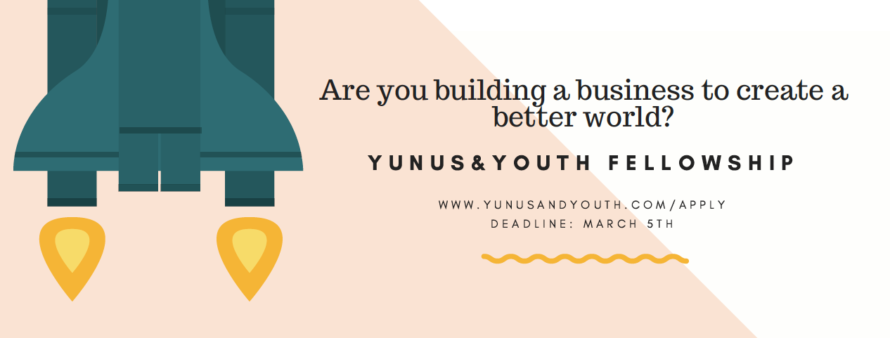 Yunus and Youth Global Fellowship Program