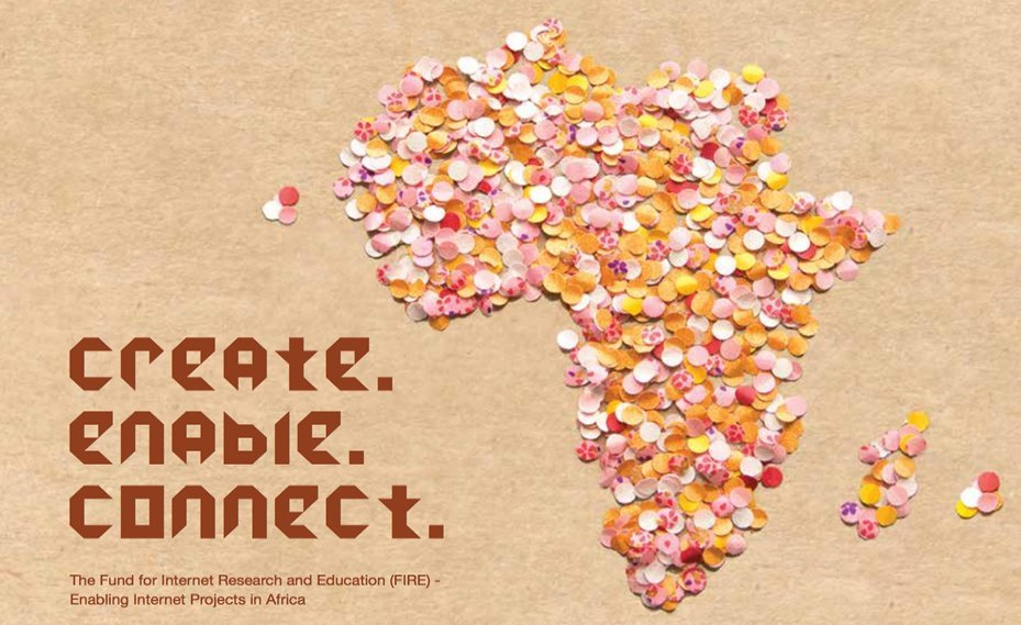 Fund for Internet Research and Education (FIRE) Africa Innovation Grants