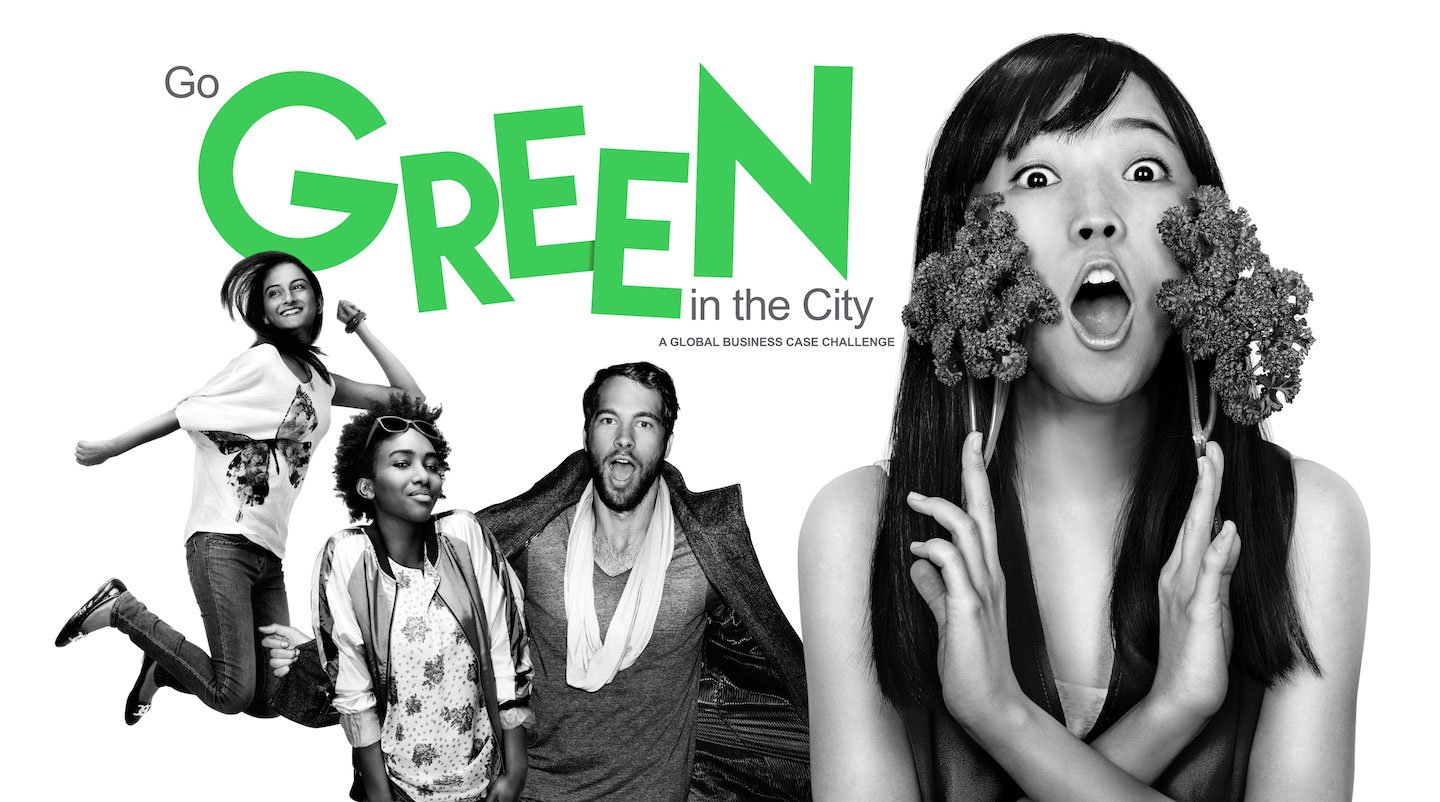 Go Green in the City Global Student Competition