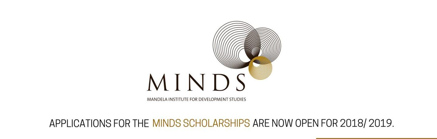 The Mandela Institute for Development Studies (MINDS) Scholarship 2018/2019 and The Application Guide