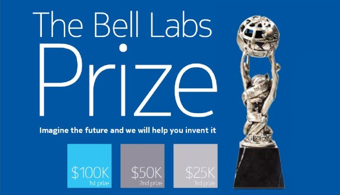 2018 Nokia Bell Labs Prize