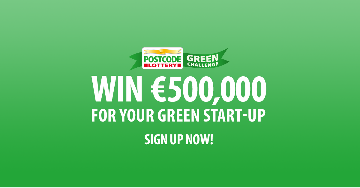 Postcode Lottery Green Challenge 2018 and How To Apply