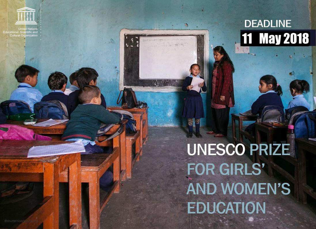UNESCO Prize for Girls and Women Education