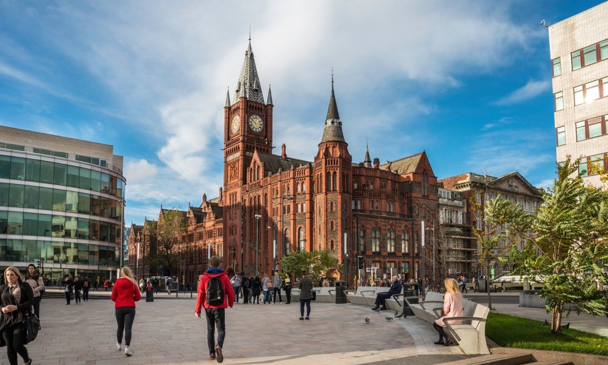 University of Liverpool Hodgson Law Scholarship