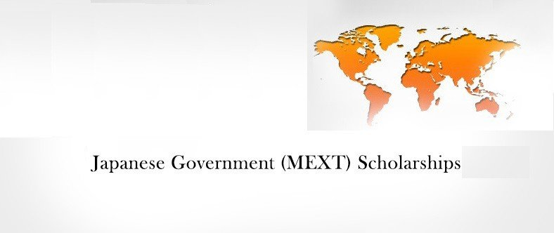 Japanese Government (MEXT) Postgraduate Scholarship