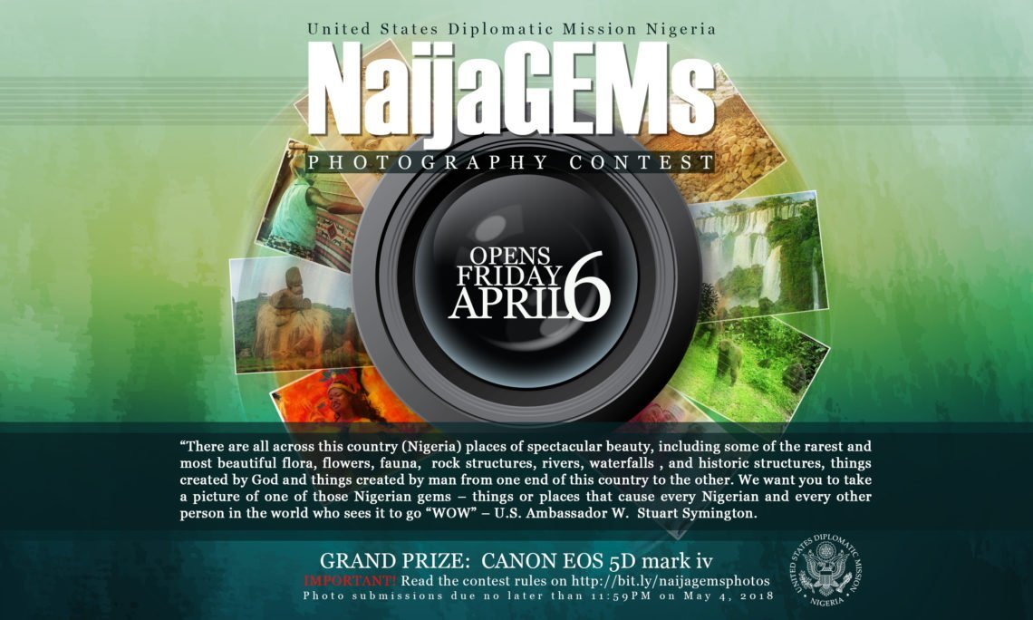 NaijaGems Photography Contest 2018