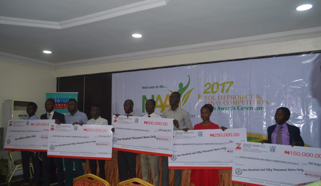 Nigerian Agriculture Awards Project and Essay Competition
