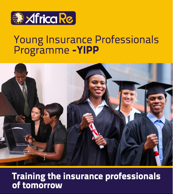 Africa Re Young Insurance Professionals Programme (YIPP)