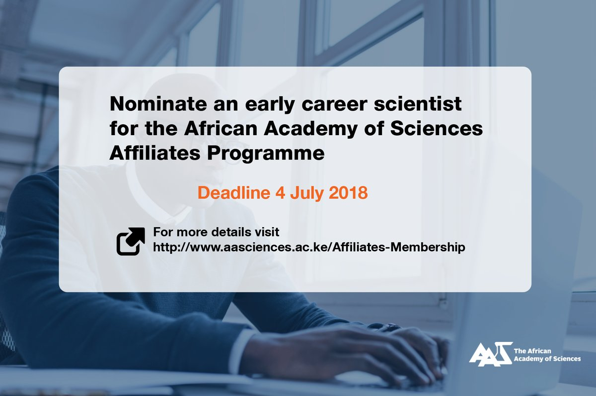 African Academy of Sciences (AAS) Affiliates Membership Programme