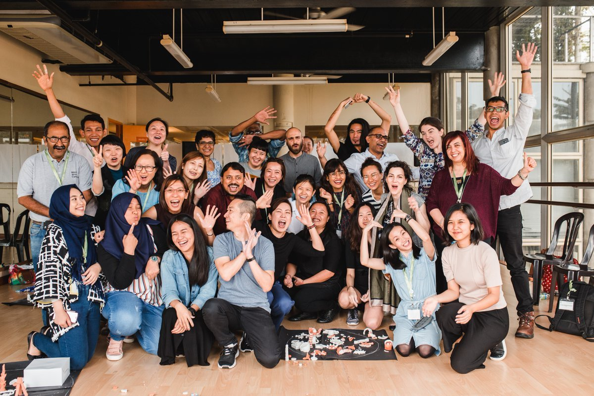 Arts for Good Fellowship 2018/2019 for International Professionals