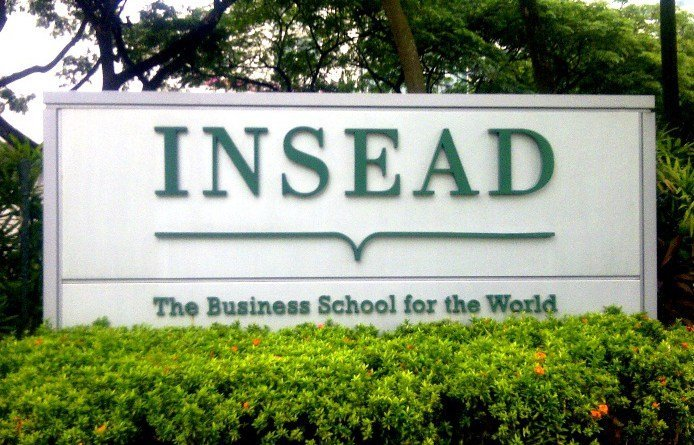 INSEAD Olam International Scholarship