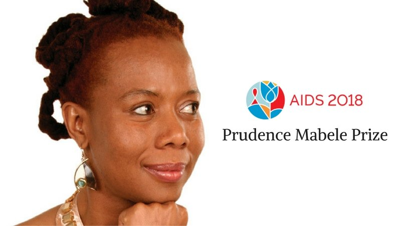 Prudence Mabele Prize 2018