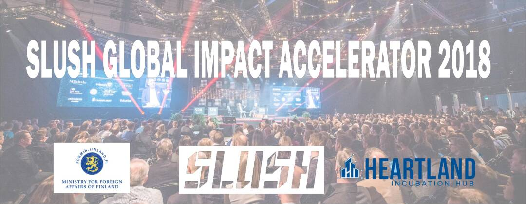 Slush Global Impact Accelerator Program