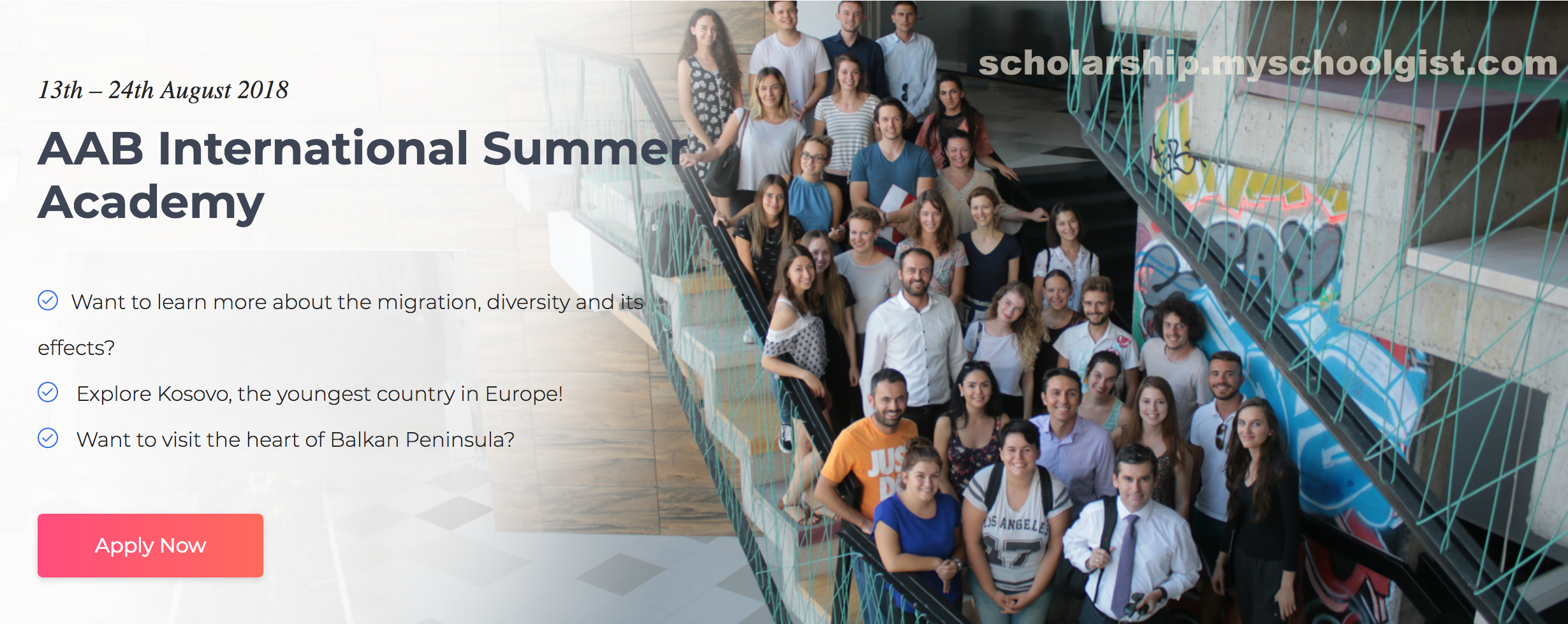 AAB International Summer Academy