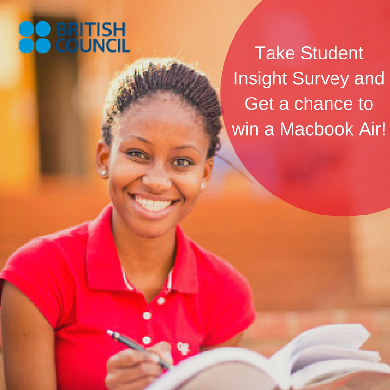 British Council Nigeria Student Insight Survey