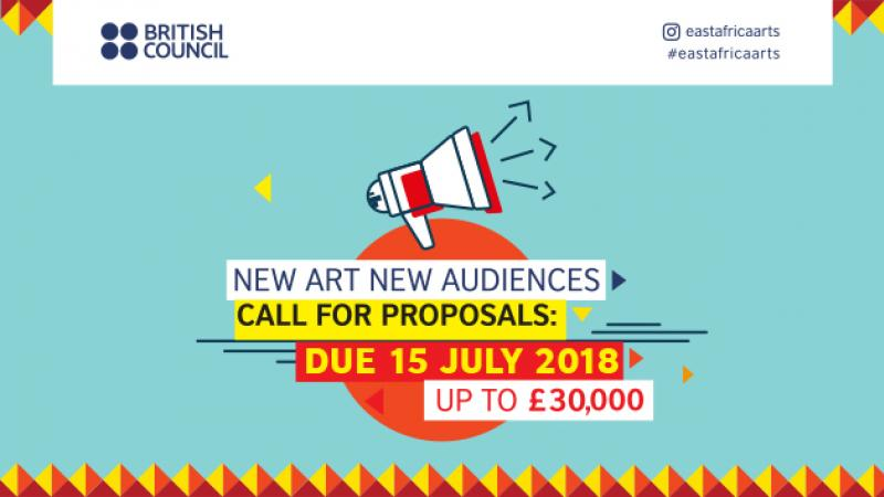 British Council new Art new Audiences