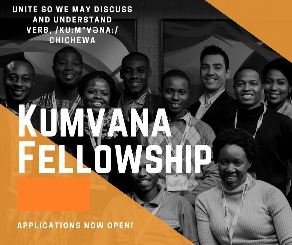Engineers Without Border (EWB's) Kumvana Fellowship