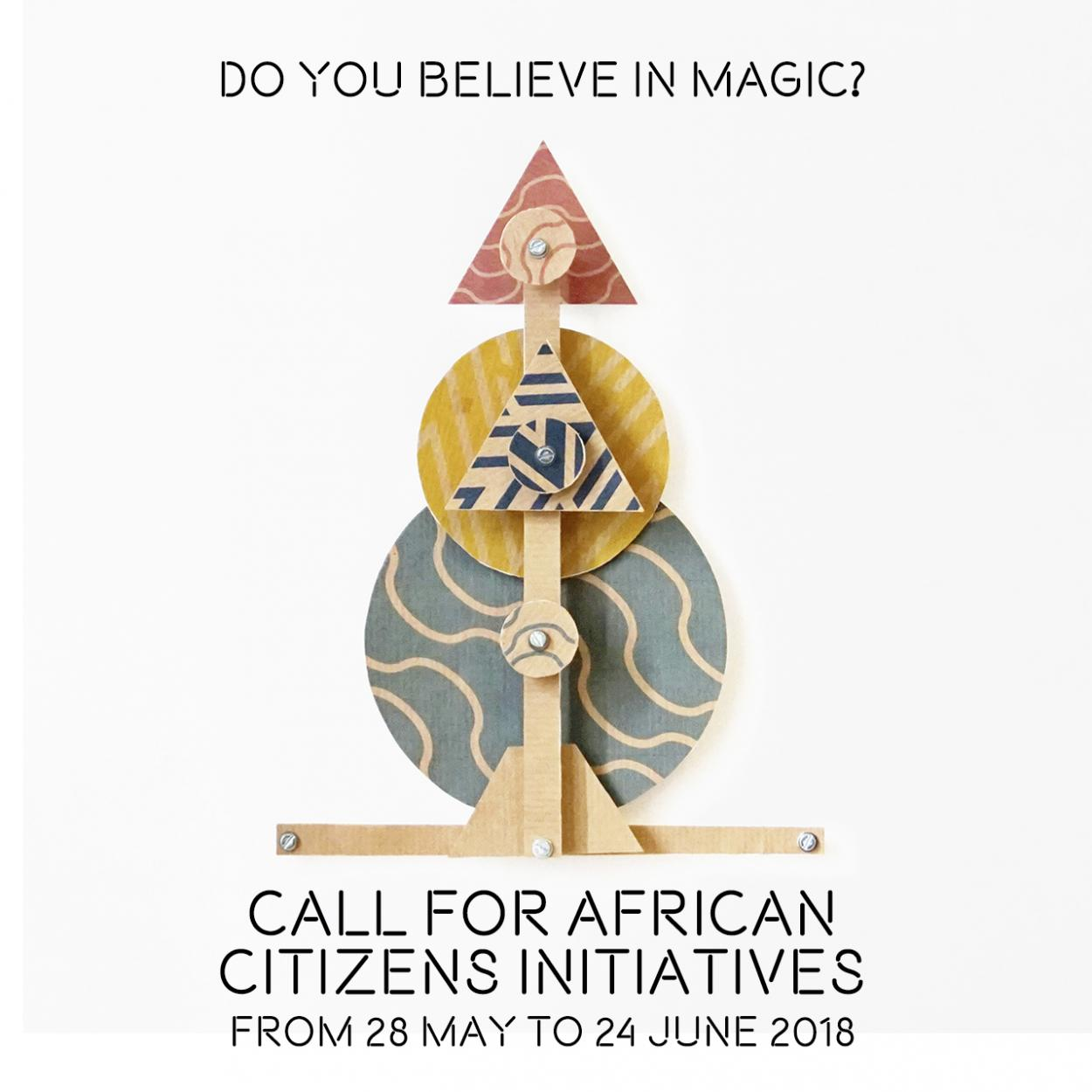 Grigri Pixel- Call for African Citizen Initiatives