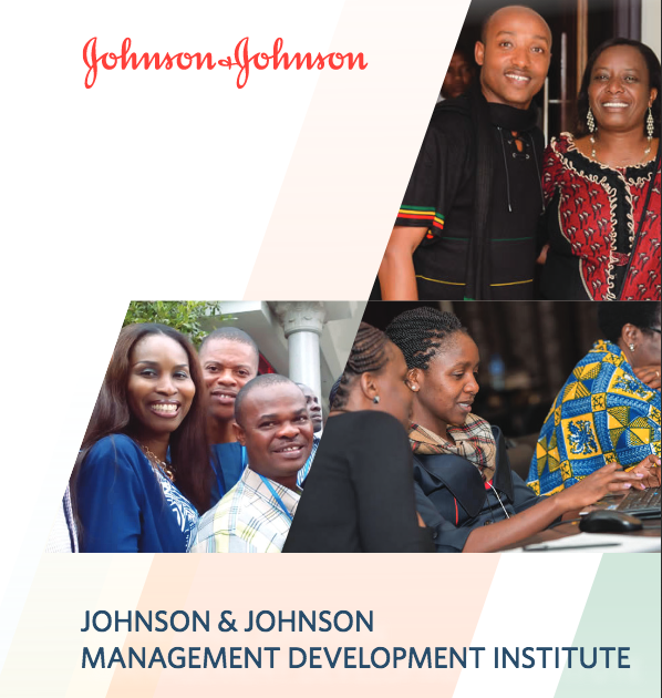 Johnson & Johnson Management Development Institute (MDI) Program