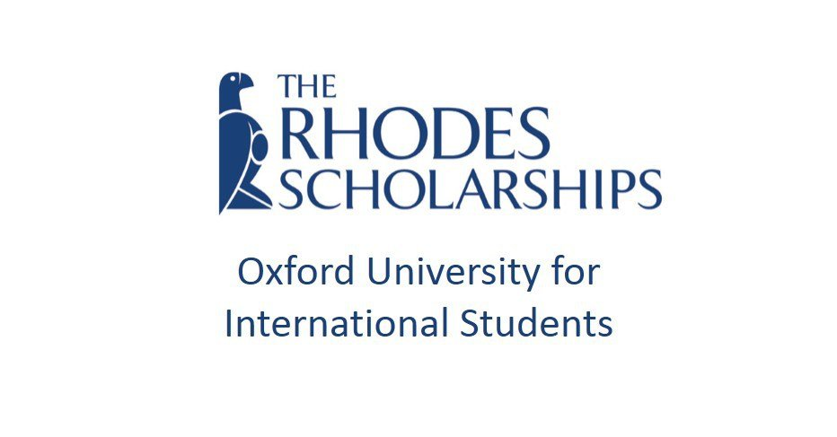 Rhodes Scholarships for West Africa 2018/2019