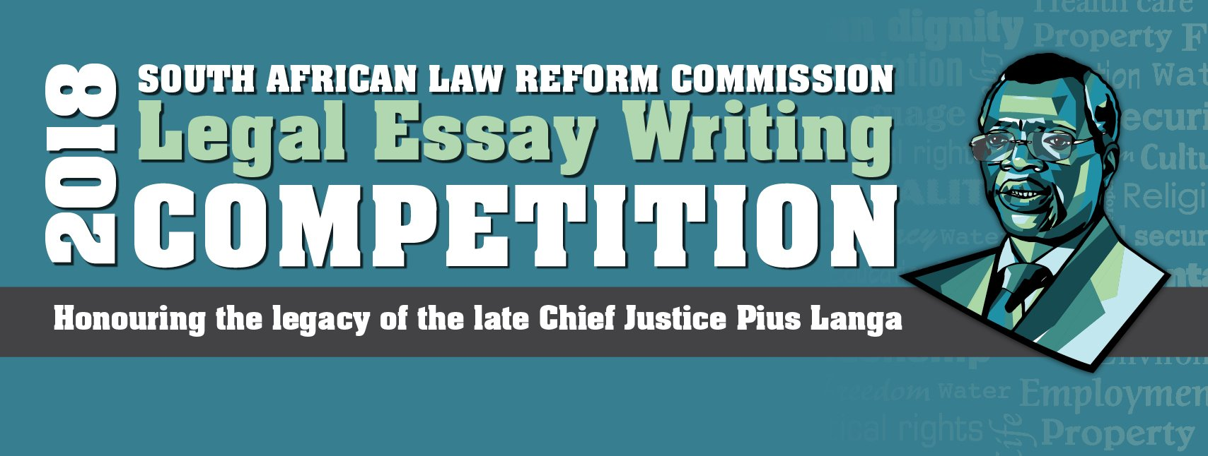 South African Law Reform Commission Legal Essay Competition