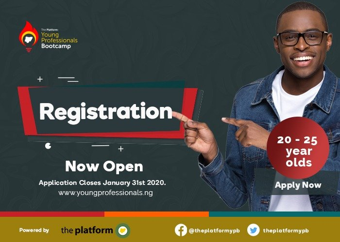 The Platform Nigeria Young Professionals Bootcamp (YPB)
