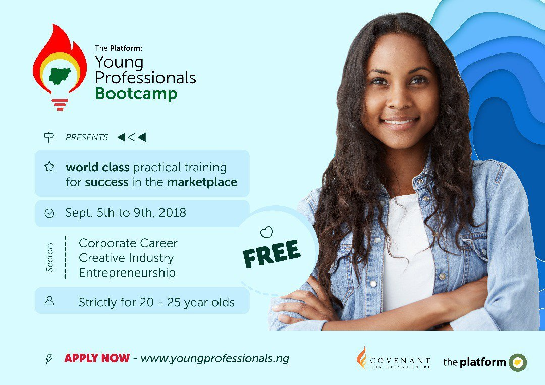 The Platform Young Professionals Bootcamp (YPB)