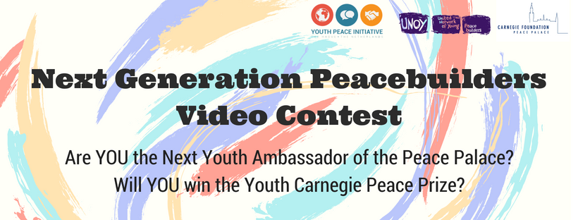 Youth Carnegie Peace Prize
