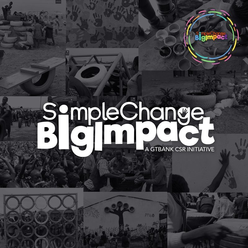 GTBank Simple Change Big Impact Challenge