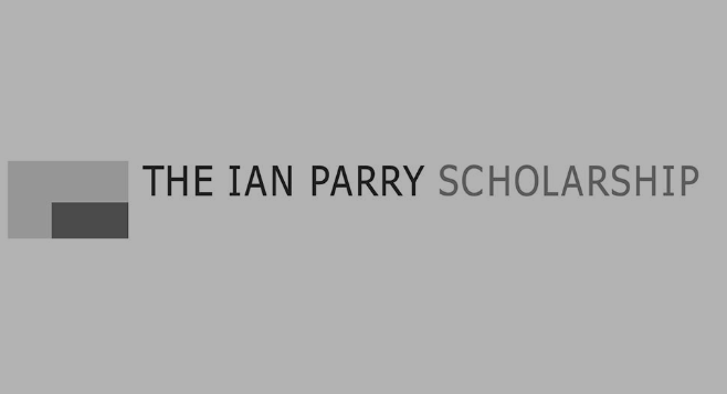 Ian Perry Scholarship Prize 2018 for Young Photographers