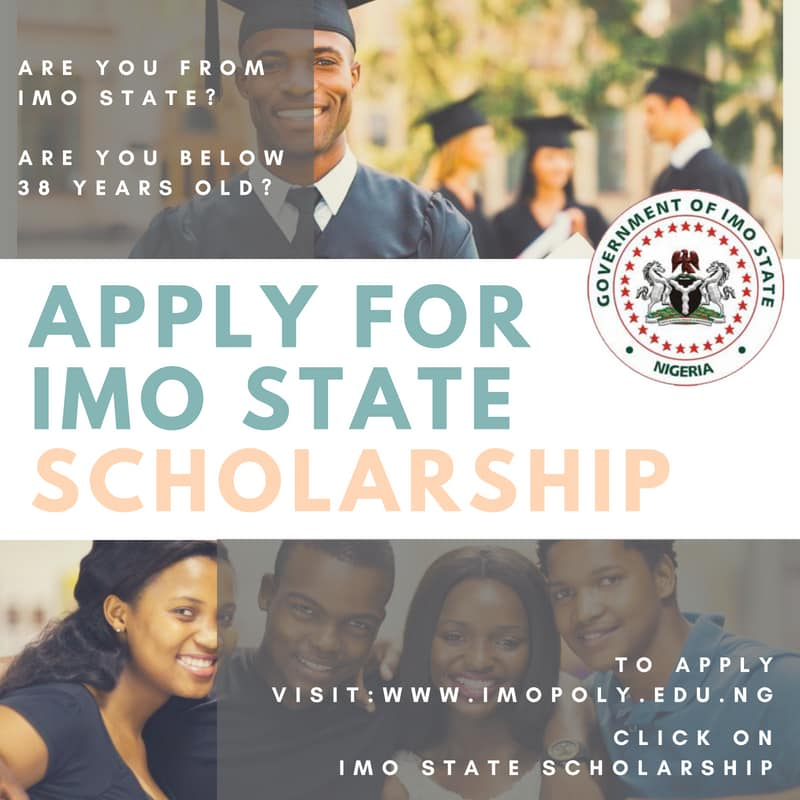 Imo State Government Postgraduate Scholarship
