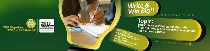 Nigerian Stock Exchange (NSE) Essay Competition
