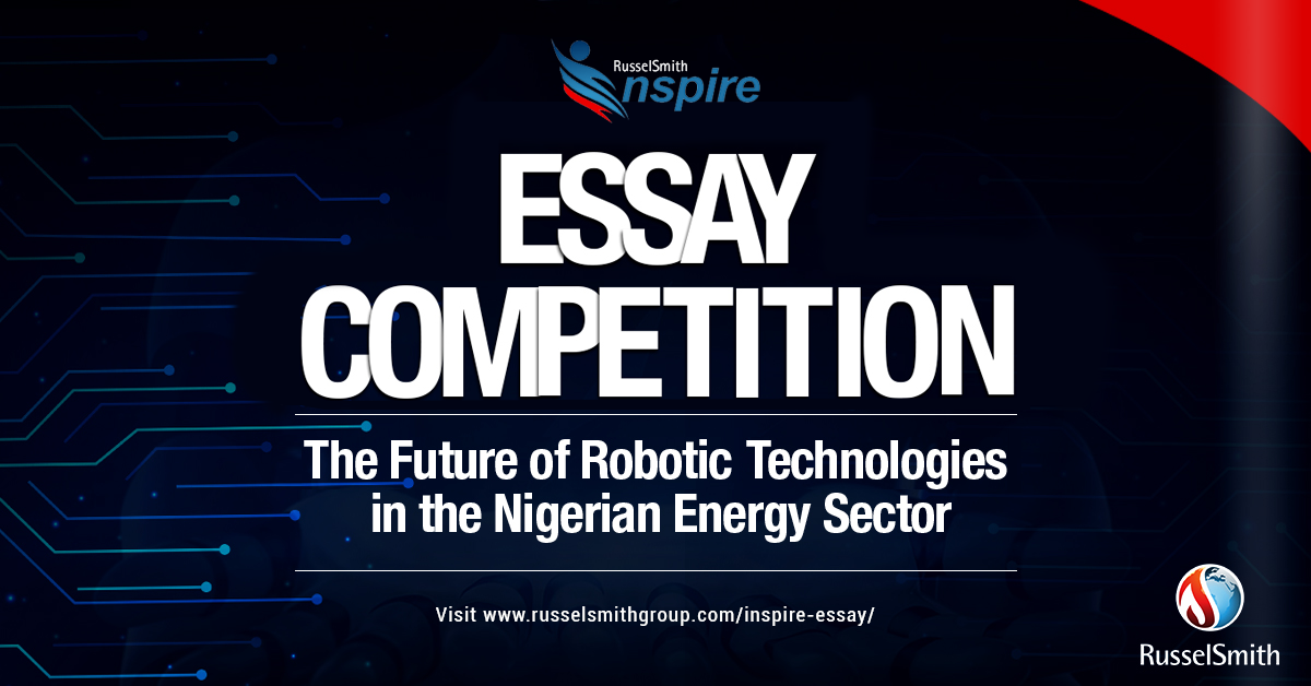 RS Inspire Essay Competition 2018
