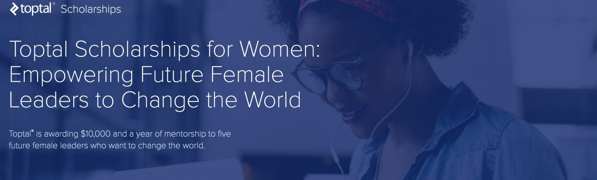 Toptal Scholarships for Women