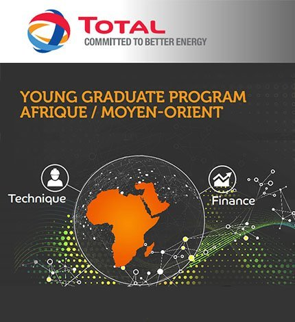 Total Nigeria Young Graduate Programme
