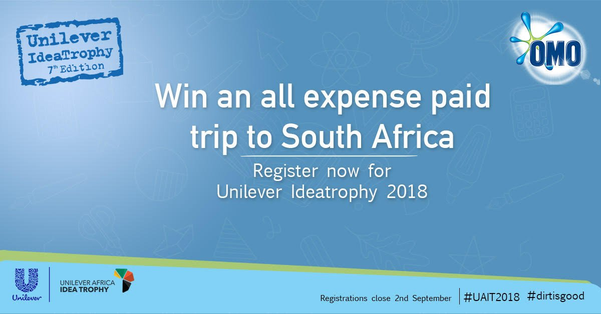 Unilever Idea Trophy Competition