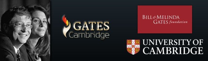 Gates Cambridge Scholarship Programme