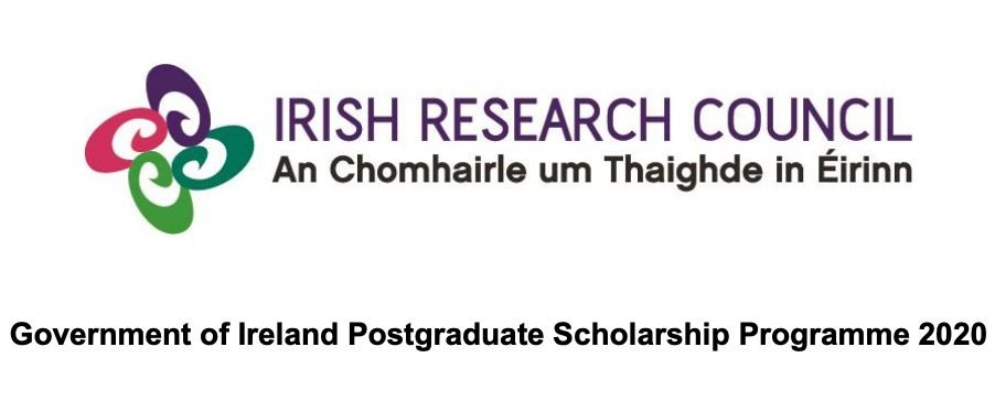 Government of Ireland Postgraduate Scholarship Programme