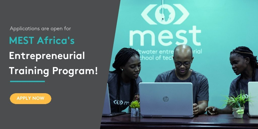 MEST Africa's Entrepreneurial Training Program