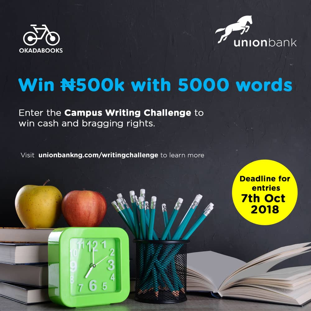 Union Bank Campus Writing Challenge