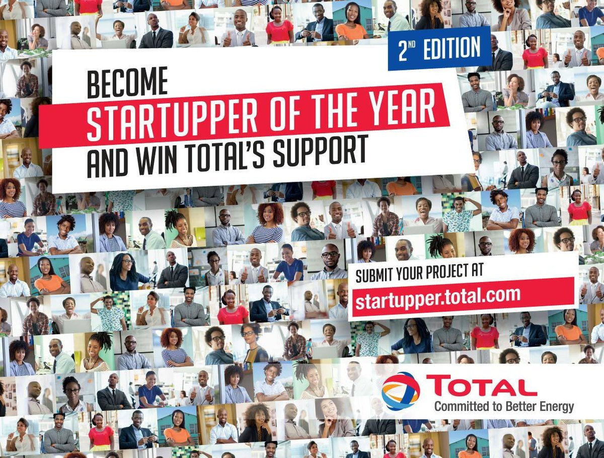 Total Startupper of the Year Challenge