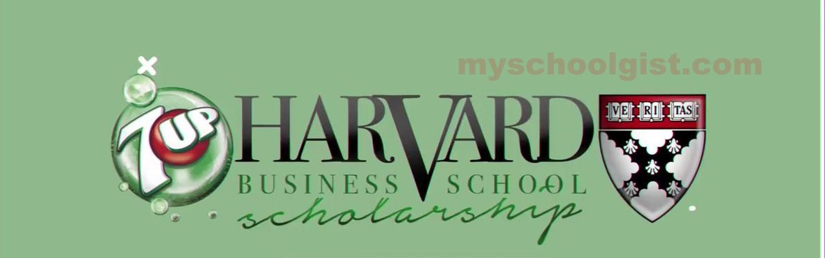 7up Harvard Business School Scholarship