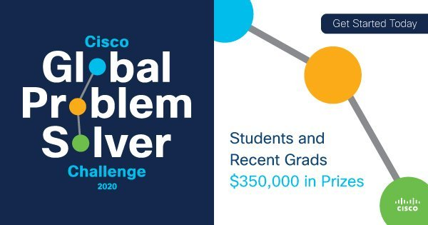 Cisco Global Problem Solver Challenge
