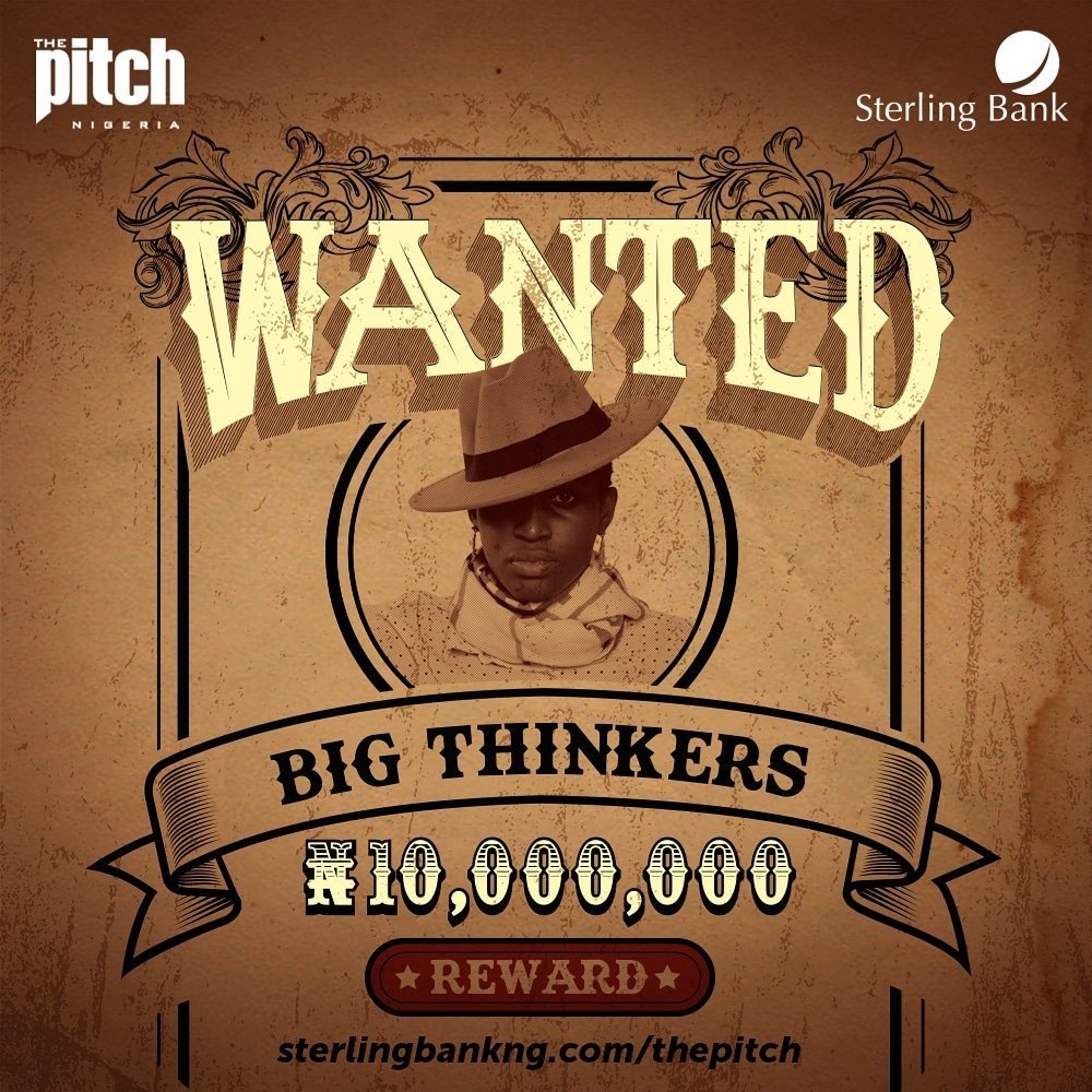 The Pitch Nigeria: Sterling Bank Plc Business Idea