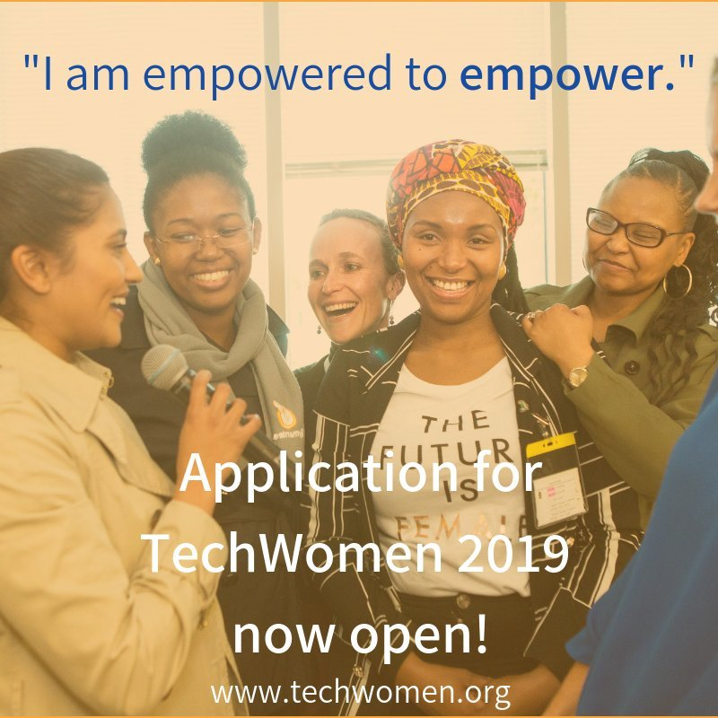 TechWomen Program
